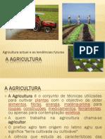A Agricultura Atual