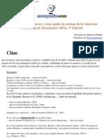11.Elaborac de Referencias y Citas.normas APA 5