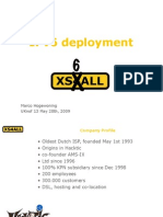 XS4ALL's IPv6 Deployment Experiences