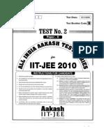 Aakash IIT-JEE