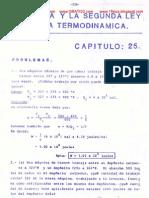 Cap_23_entropia y La Segunda Ley de La Termodinamica-ejercicios Resueltos-resnick Halliday