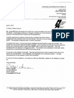 Letter of Recommendation 4