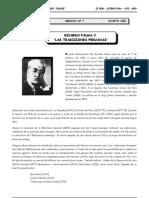 4to año - LIT - Guia 7 - Ricardo Palma y las Tradiciones Per