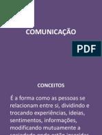 AULA 2 - COMUNICAÇÃO
