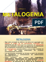 METALOGENIA