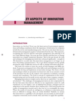 Key Aspects of Innovation