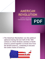 American revolution Project.pptx