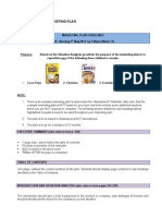 Marketing Plan Guidelines SP1 2013 1