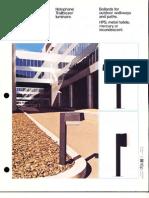 Holophane Trailblazer Series Brochure 4-78