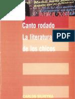 Canto Rodado La Literatura Oral de Los Chicos 0