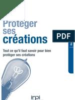 Brochure Proteger Ses Creations