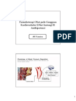 Obat Jantung II 2008 Handout