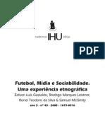 Futebol, mídia e sociabilidade