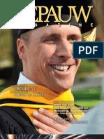 Fall 2008 DePauw Magazine