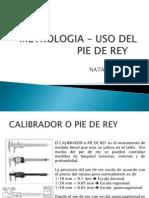 PIE DE REY