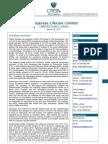 Aanjaneya CRISIL-IPO Grading