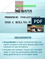 Groundwater by Indrajeet MMS a 39