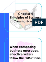 Chapter 04 business communication