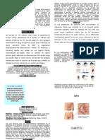 diptico del vhp y  de LA DIABETES.docx