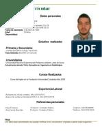 Juan Curriculum s