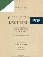 Dumitru Alessiu - Cultura Legumelor
