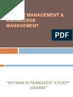 Change Managementl