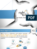 Right to Live Presentation