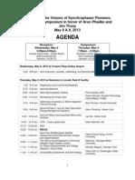 phadke-thorp symposium agenda 4