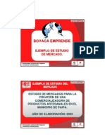 m2 Ejemplo Estudio de Mercado