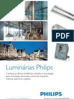 Catalogo Luminarias Distribuicao Philips