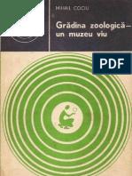079 Mihai Cociu - Grădina zoologică - Un muzeu viu [1979]