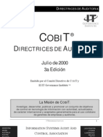 Directrices de Auditoria-Audit Guidelines