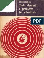 087 Florin Colonas - Caria dentară - o problemă de actualitate [1979]