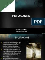 Presenteción de huracán