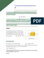 PROBLEMAS RESUELTOS de Flujo y Ley de Gauss