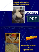 Mozzarella Para Pizza Wjk
