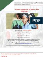 Vietnam, Grand voyage en 16 jours - Dès 1050 USD