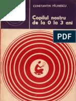 114 Constantin Păunescu - Copilul nostru de la 0 La 3 ani [1981]