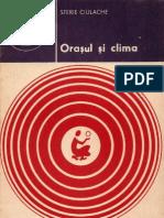 116 Sterie Ciulache - Oraşul şi clima [1980]