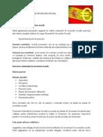 Sistemul de Pensii Din Spania