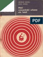 194 George Erdely, Ioan Ianoş - Mari concentrări urbane ale lumii [1983]