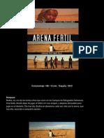 Dossier de prensa Arena fértil