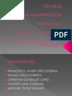 Administracion; Roles y Funciones