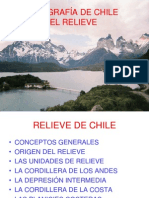 Relieved e Chile Den or Tea Sur