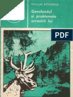 316 Nicolae Botnariuc - Genofondul şi problemele ocrotirii lui [1989]