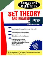 Schaum's Outline - Set Theory