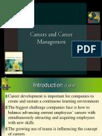 Career MCareer Managementanagement