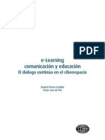 e Learning Comunicacion y Educacion