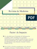 Revistas de Medicina