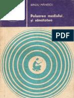 067 Sergiu Mănescu - Poluarea mediului şi sănătatea [1978]
